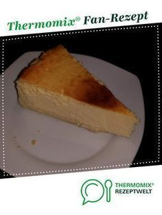 Käsekuchen wie vom Bäcker   – Thermomix
