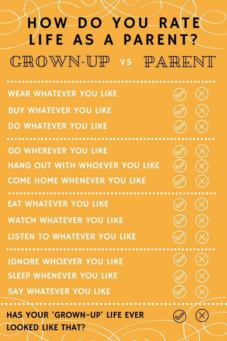 The Definition of a Grown-Up... According to Miss 7. How does your life as a parent match up?