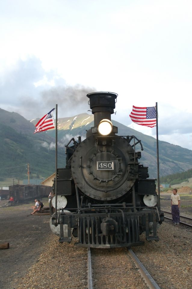 Have a kid who loves trains?  The Narrow Gauge Railroad that runs between Durango and Silverton, CO is sure to please.  Beautiful scenery, quaint mountain towns.