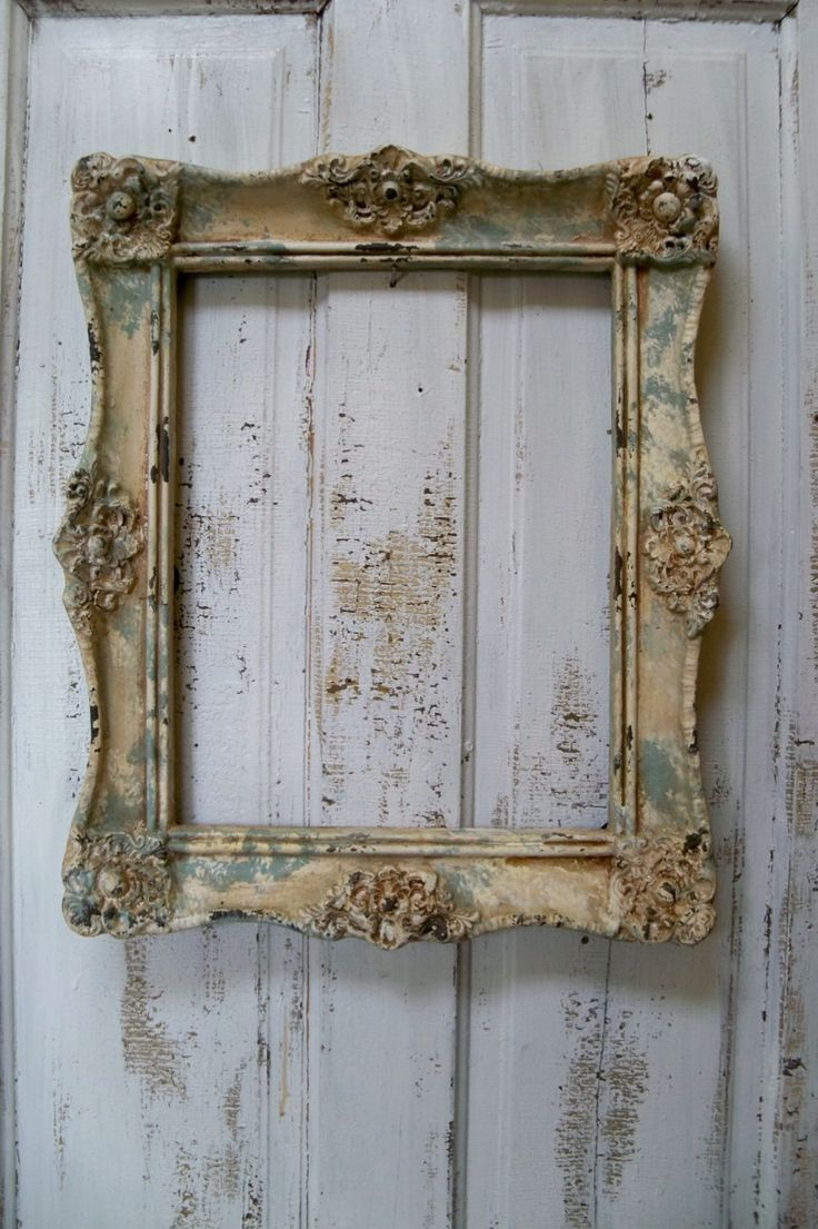 Shabby Chic Wall Decor Ideas