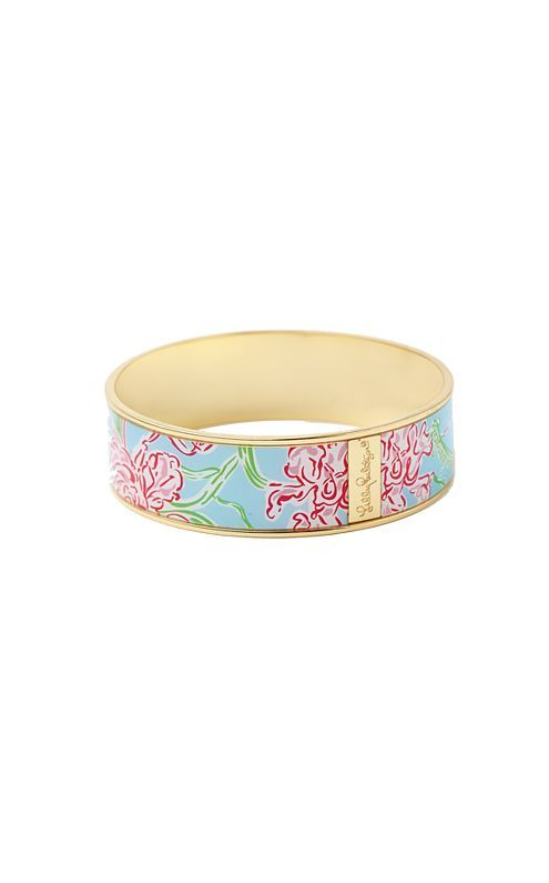 20% of the sales from this Lily Pulitzer bracelet support the American Cancer Foundation.