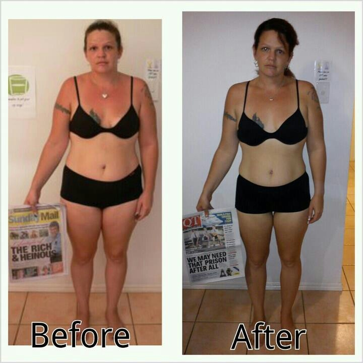 Before & after - round 1 2013 #12wbt
