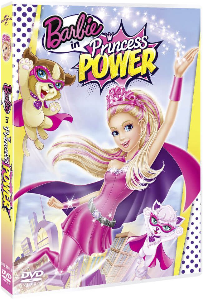 Barbie In Princess Power In 2021 Barbie Princess Princess Of Power Barbie Movies