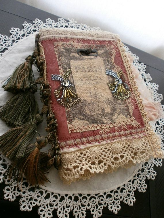 Book of Les Halles in Paris by Lilla on Etsy