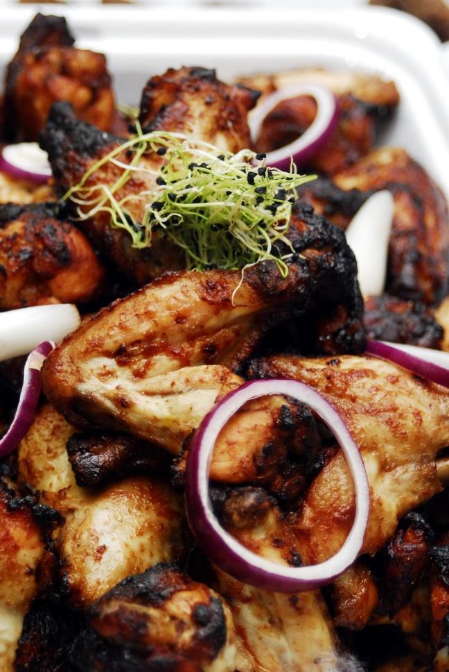 Good food! #designsponge #dssummerparty