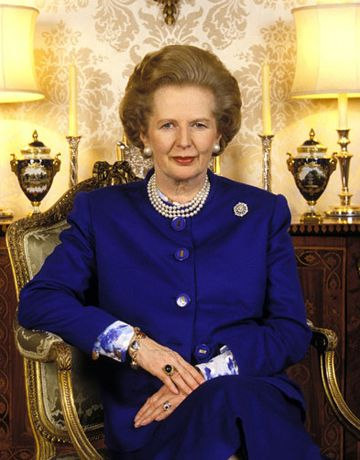 Margaret Thatcher 1988