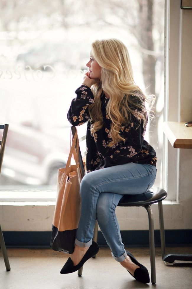 Coffee Date Casual – Olivia Rink