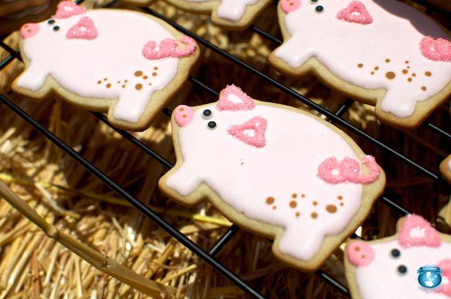 piggy cookies                                                                                                                                                     More