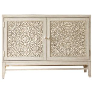 Mediterranean Accent Chests And Cabinets by Benjamin Rugs and Furniture