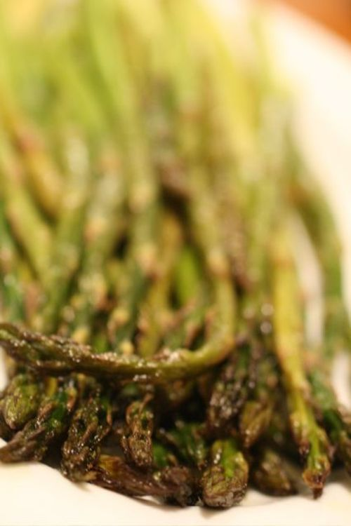 Oven Roasted Asparagus | Side Dishes | Pinterest