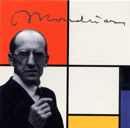 Piet Mondrian and Neo-plasticism Inspire RayBan's New Colour-Block Wayfarer   henrysmithandhamylton
