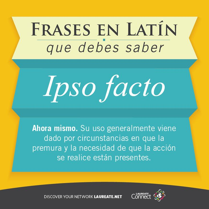 15 best frases en lat n que debes saber images on for Fraces en latin