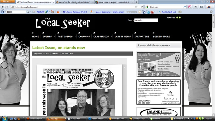 The Local Seeker Newspaper