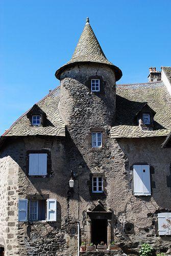 Salers. Auvergne