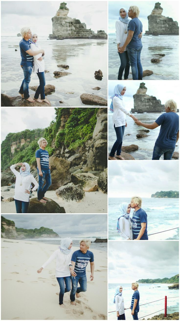 Pacitan Prewedding Concept  #prewedding #jogja #palembang #couple #love #instagram #lordoverall #photograph #canon #pantai #beach