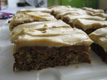 Sticky Toffee Traybake - Great British Bakeoff Showstopper
