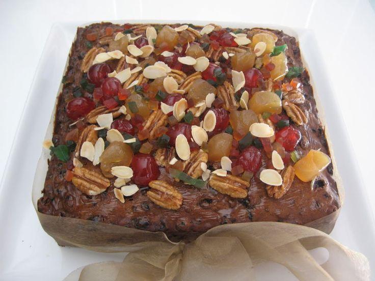 Fruit Cake Survival Food