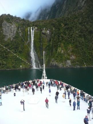 Milford Sound. #New Zealand #Cruise