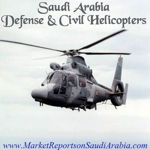 #Defense and #Civil Spends on #Helicopters in #SaudiArabia