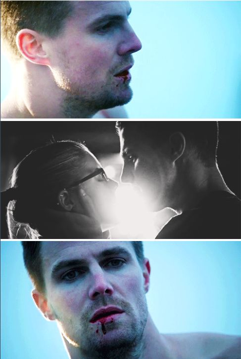 Arrow - Oliver and Felicity #3.9 #Olicity