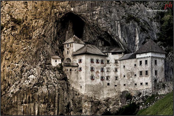 Castello di Predjama by Stefano Flego