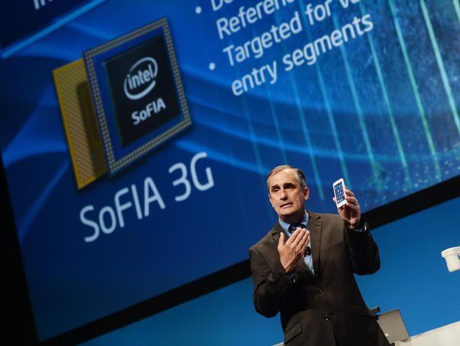 Meet Intel's SoFIA, the super-cheap smartphone chip created in Singapore - @CNET