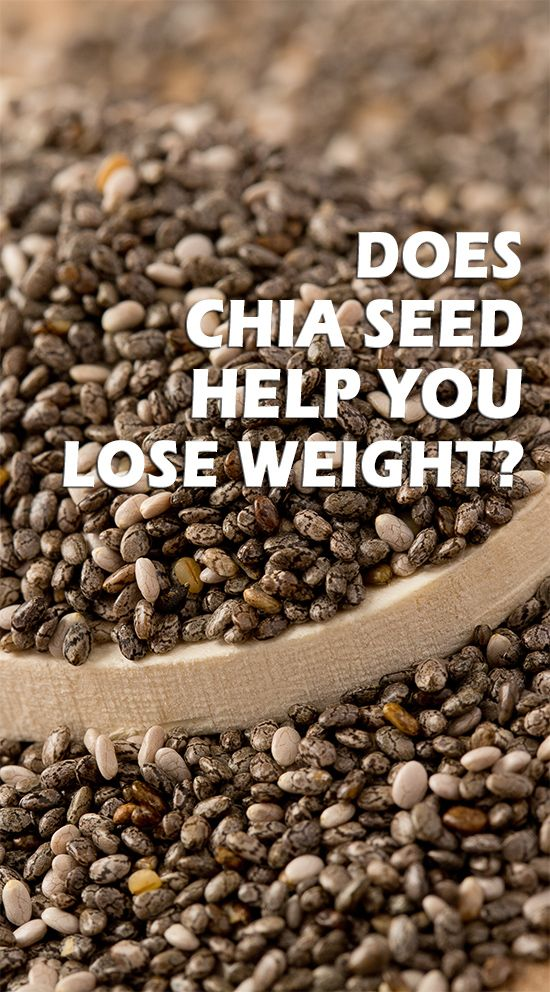 Have you tried different weight loss programs, but had no success? Are you looking for a diet that does not compromise your health? Chia seed diet - is the perfect solution