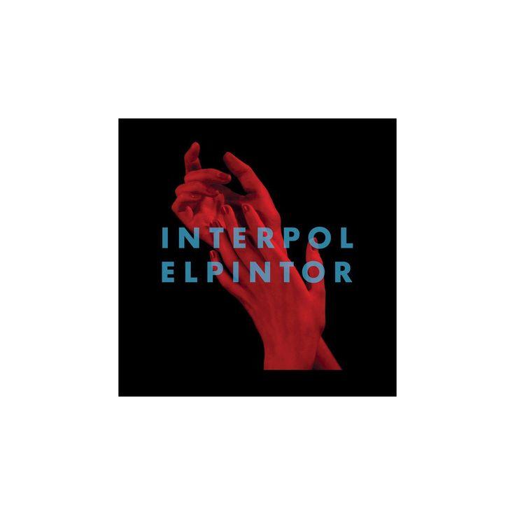 Interpol - El pintor (Vinyl)