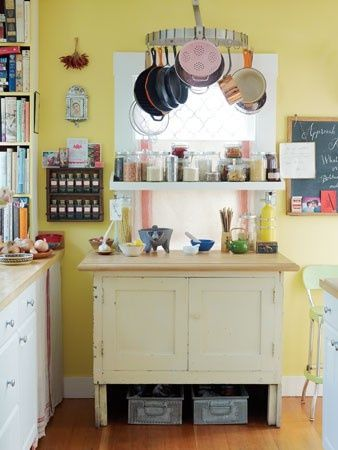 Small Kitchen Organization For The Home Pinterest