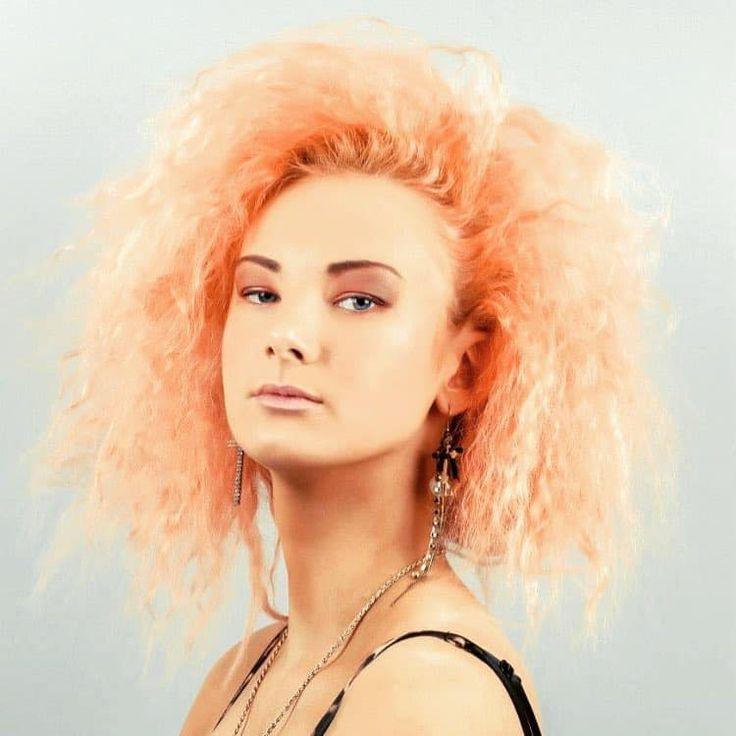 mittlere lockige Frisuren 2020 3 | Feine Frisur