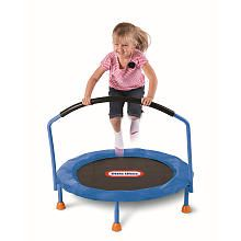 Video review forLittle Tikes 3 ft. Trampoline showcasing product features and benefits