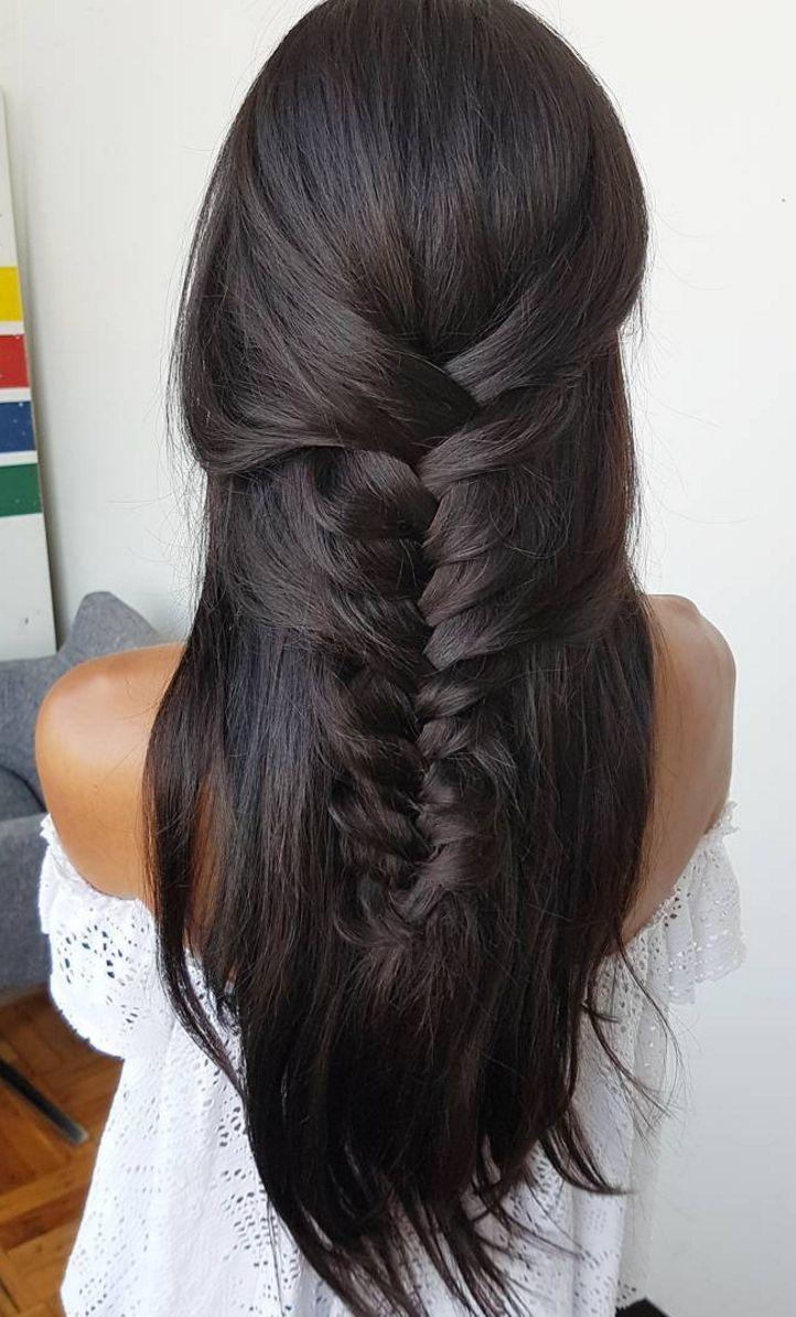 Amazing 1000 Ideas About Long Black Hair On Pinterest Black Hair Hair Short Hairstyles Gunalazisus