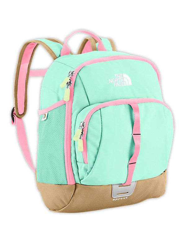 The North FaceToddlers' (2T-5)BackpacksSPROUT BACKPACK