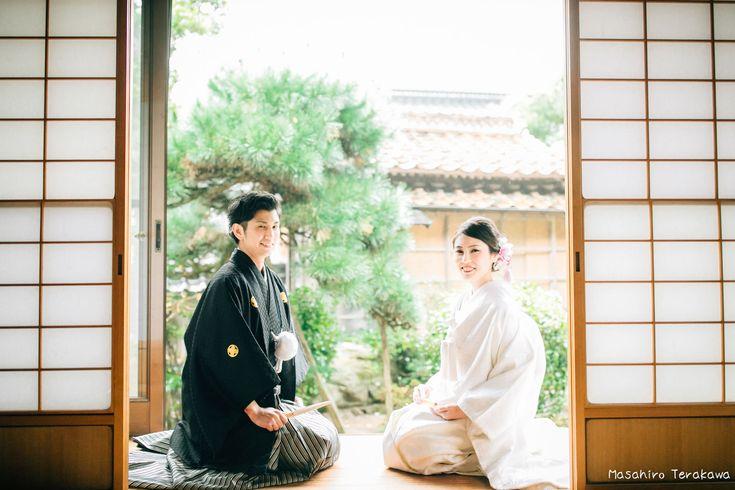 結婚式の和装前撮り | カメラマン 寺川昌宏(結婚式・前撮りの写真撮影)
