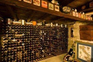 Custom wine rack project 7