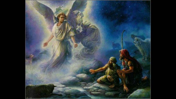 Ангелы в небе I Рождественская колядка I Дирижер А. Клепцин