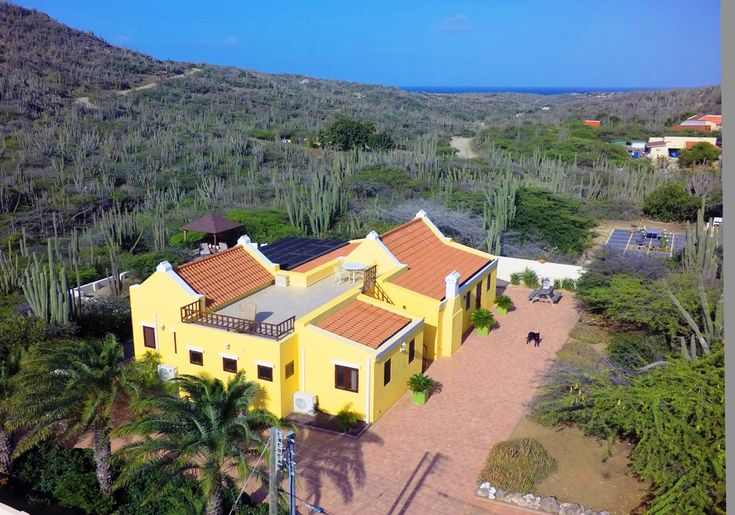Aruba Real Estate for Sale in Paradera - Country Living Marawiel
