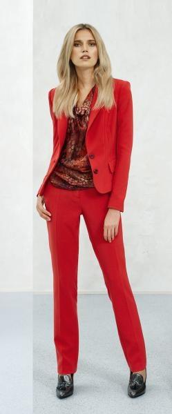 Rood pak #dressredday