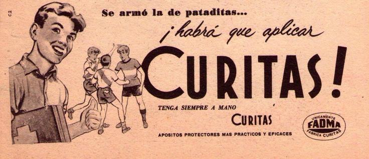 Publicidad argentina.