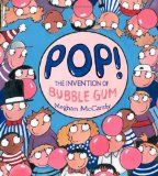 Science (graphing and matter) activities to go along with Pop! The Invention Of Bubble Gum.