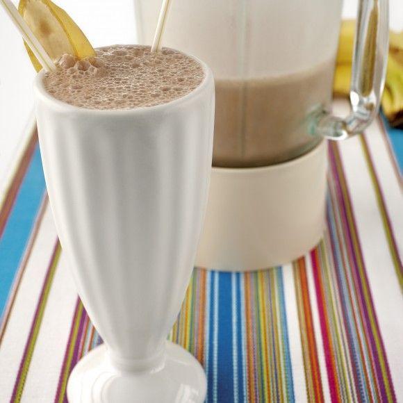 Collect this Banana Choc Smoothie KitchenAid kids recipe by KitchenAid. MYFOODBOOK.COM.AU | MAKE FREE COOKBOOKS