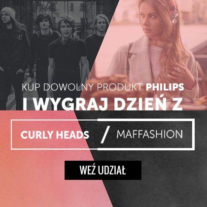 Wygraj dzień z Maffashion lub Curly Heads! Szczegóły: ➡ wygrajdzien.answear.com  #maffashion #curlyheads #answear #answearcom #philips #