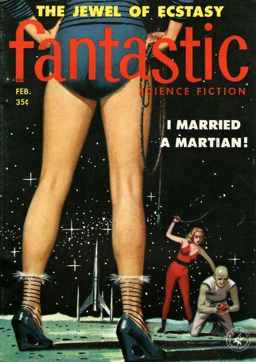 Fantastic Science Fiction