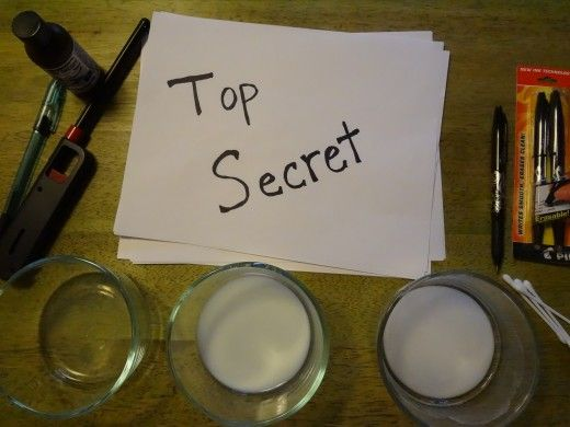 How to Make Invisible Ink: 9 Fun Ways