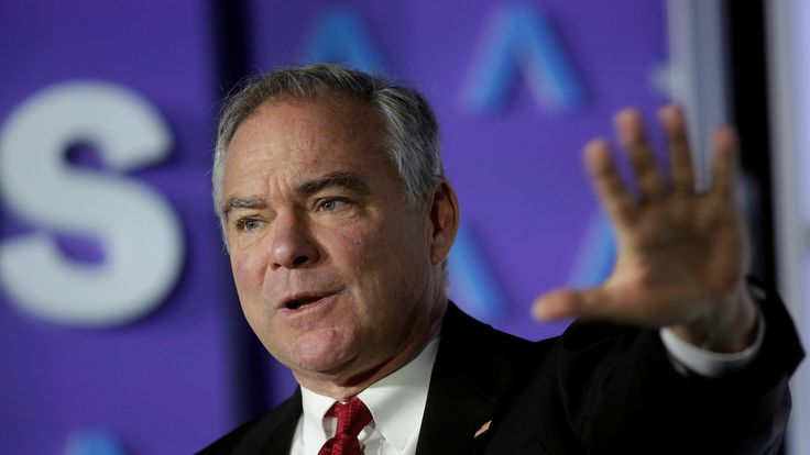 Sen. Tim Kaine had sought to publicly release data on taxpayer-funded settlements.