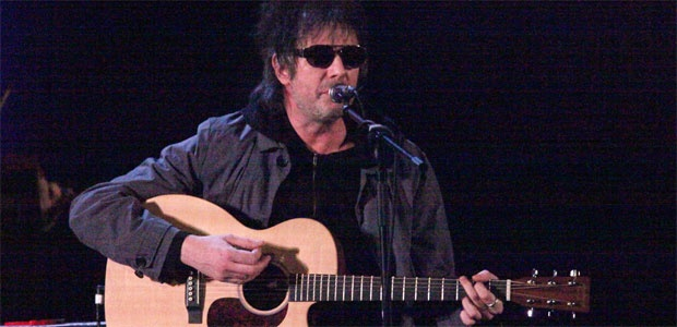 Echo and the Bunnymen legend Ian McCulloch in Cardiff