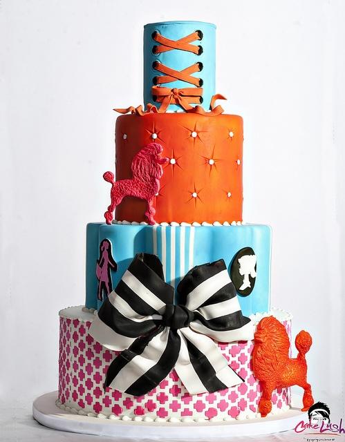 Malibu Dream by Cake Lush: Cakes Ideas, Cakelushgreggi Soriano, Cakes Art, Cakelush Greggi Soriano, Colors Cakes, Cakes Collection, Eating Cakes, Cakes Lush, Birthday Cakes