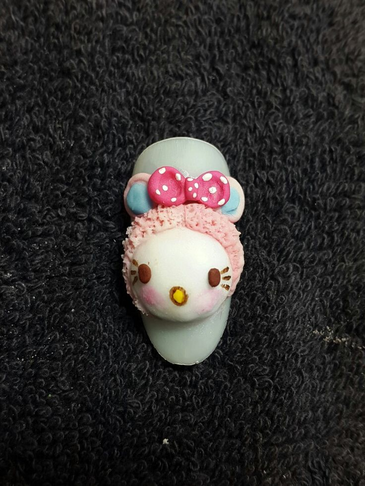 3D Acryllic! Hello Kitty