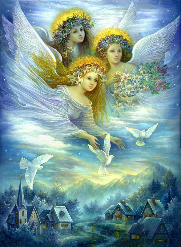 Ольги открытки, божественная поэзия на открытках
