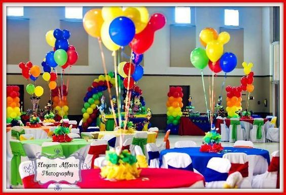 Mickey Mouse Clubhouse Birthday Party Ideas Photo  Catch My Party